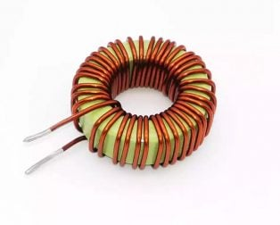 220uH 2.4A High Current Toroidal DIP Inductor