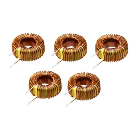 100uH 2.4A High Current Toroidal DIP Inductor
