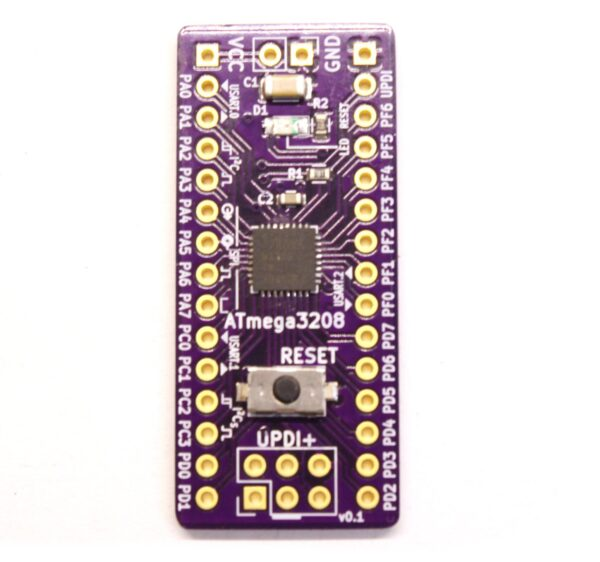 ATmega3208-Dev-Board