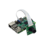 Arducam 5 MP OV5647 Camera Module with M12x0.5 Mount Lens Compatible with Raspberry Pi