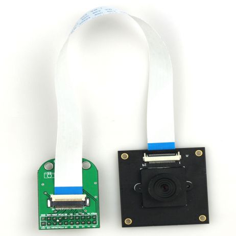 Arducam Camera Breakout Board 0.3MP(OV7725) w M12 lens (6mm lens)