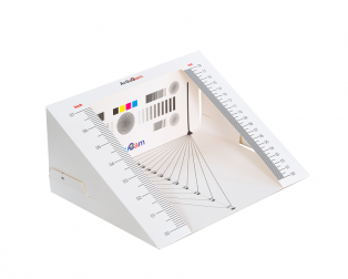 Arducam Lens Calibration Tool, Field of View (FoV) Test Chart Folding Card