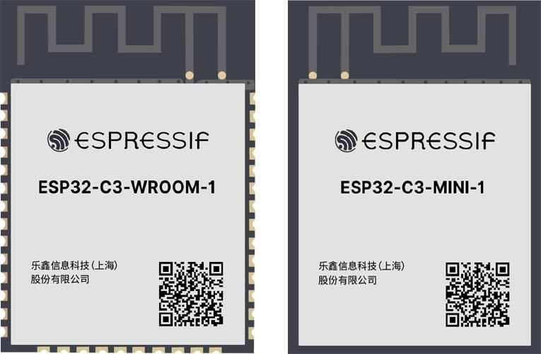 ESP32-C3 MCU