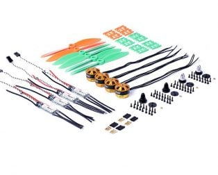 DYS combo kit