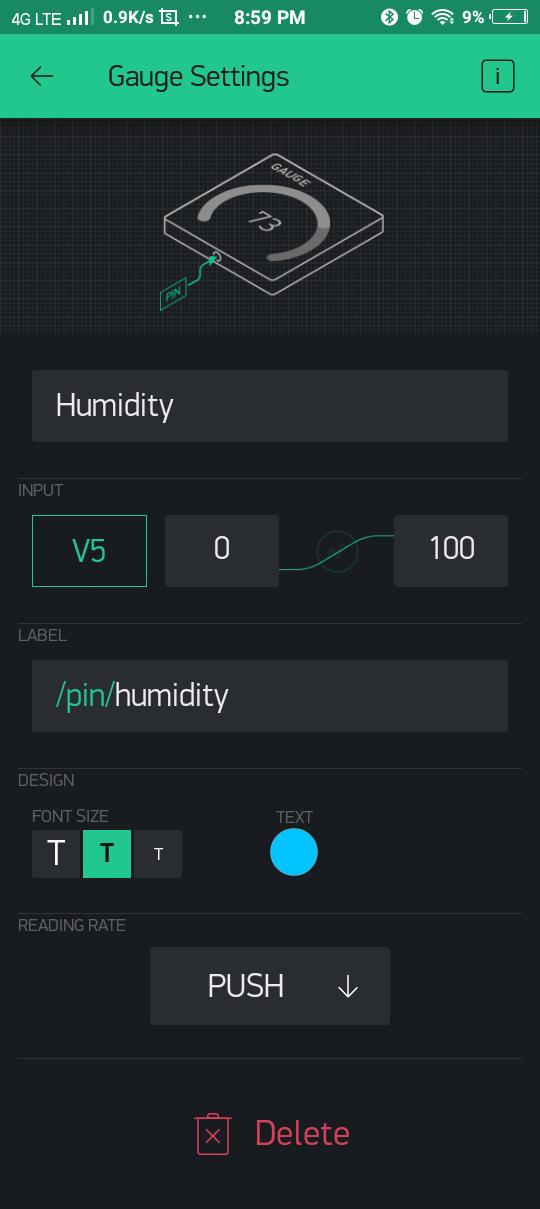 HumidityGauge