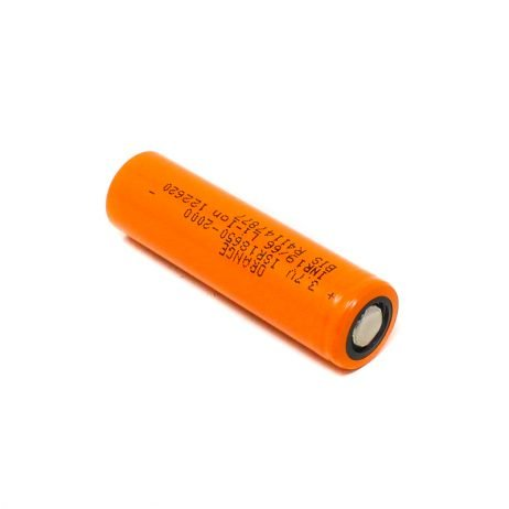 Orange ISR 18650 2000mAh (10c) Lithium-ion Battery
