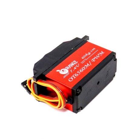 Orange OT6560 7.4V 60kg.cm 120° Metal Gear Serial Control BUS Servo