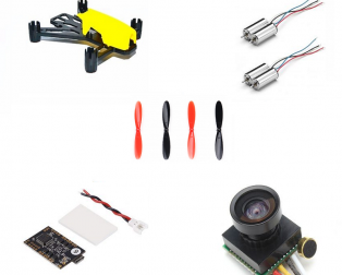 Q100 Brushed Quad-copter Combo