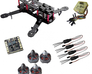 QAV250mm Quadcopter Combo