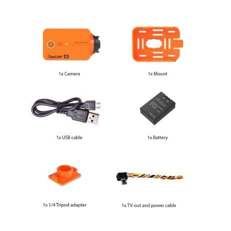 Runcam24K Edition Action Camera