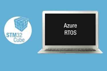 ST Microsoft AzureRTOS partnership