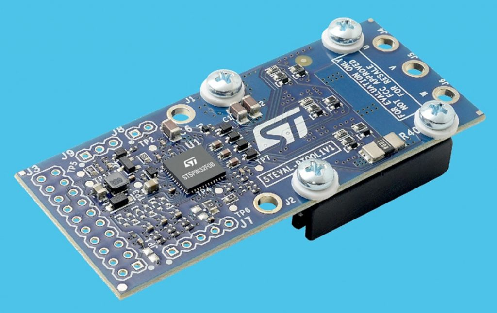STMicrolectronics-bldc-motor-driver