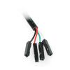 USB converter - DuPont for Lidar Tfmini S TFmini Plus sensor