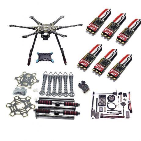 Upgraded S550 Hexacopter Combo Kit