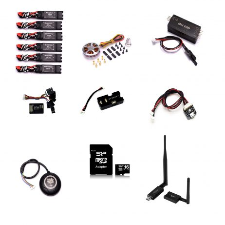 S550 Hexacopter Combo Kit