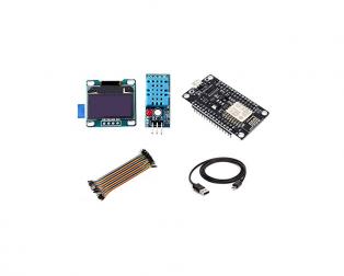 Wifi ESP8266 Starter Kit For IoT