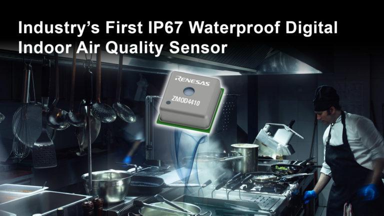 ZMOD4410 waterproof sensor