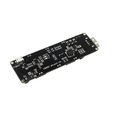 18650 Battery HolderDevelopment Board Compatible With Raspberry Pi3B3B+