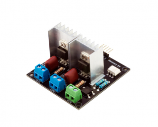AC Light lamp dimming LED lamp and motor Dimmer Module, 2 Channel