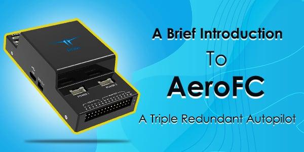 AeroFC Triple Redundant Autopilot