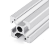 EasyMech 20X20 4T Slot Aluminium Extrusion Profile - 1500 mm