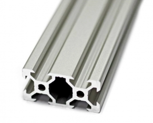 EasyMech 20X40 6T Slot Aluminium Extrusion Profile - 500mm