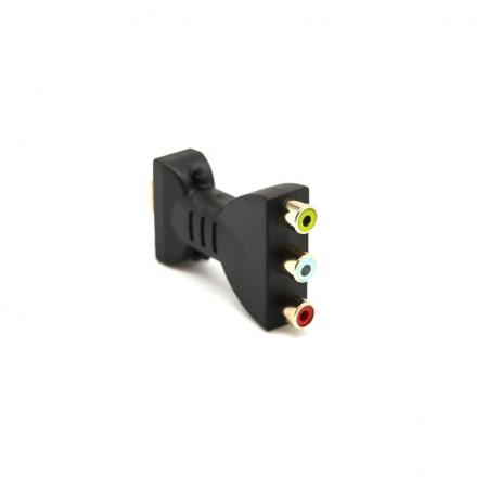 HDMI to 3RCA Converter Adaptor