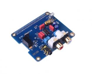 HIFI DAC+ Sound Card With I2S Port For Raspberry Pi