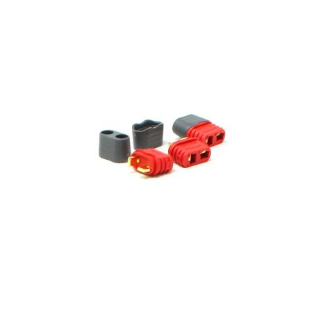 T Style Male Connector with Insulating Caps-1Pcs.