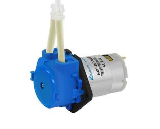 Kamoer 12V 0.25A 10ml min Silicone Tube Liquid Pump