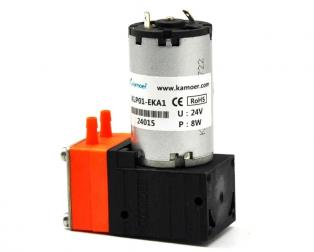 Kamoer 24V 0.3A 350ml/min Liquid Diaphragm Pump