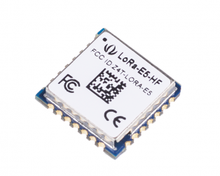 LoRa-E5 STM32WLE5JC Module Embedded SX126X And MCU