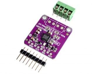 MAX31865 RTD Platinum Resistance Temperature Detector Module PT100-PT1000