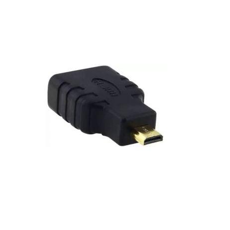 Micro HDMI Male to HDMI Female Adapter