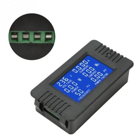 PZEM-022 100A AC Digital Power Monitor
