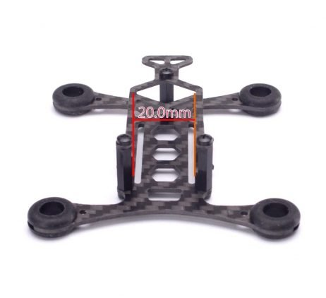 QX95 Brushed Quad-copter Frame