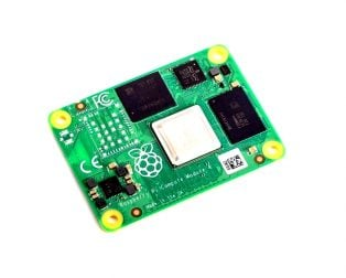 Raspberry Pi Compute Module 4 C1GB Ram - 8GB eMMC- No WiFi (Lite)