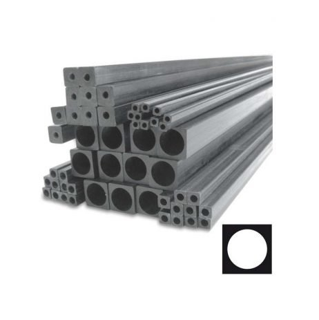 Pultruded Square Carbon Hollow Fiber Tube