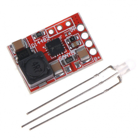 TP5000 3.6V4.2V 1A LithiumBattery Charger Module