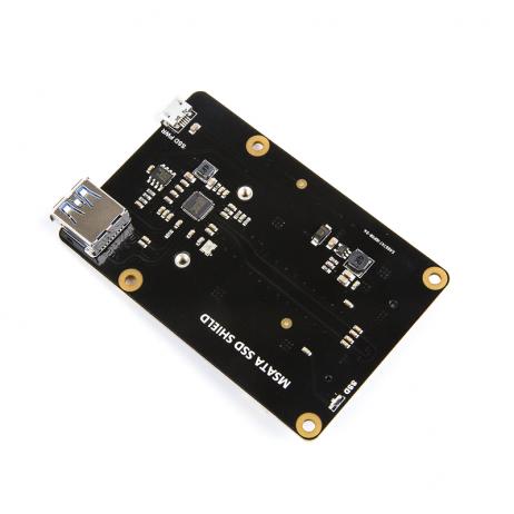 X850 mSATA SSD Expansion Board for Raspberry Pi