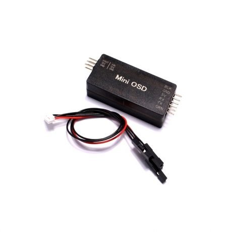 Mini OSD for Pixhawk Flight Controller with Cable