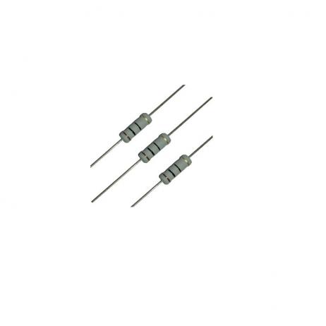10 Ohm, 5 Watt, Wire-Wound Resistor