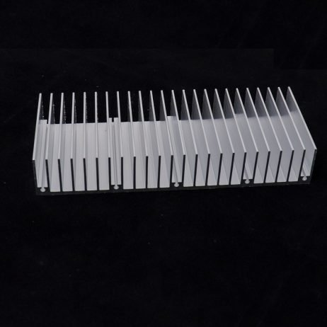 Aluminium Heat Sink for LED Amplifier Chip IC (150 x 60 x 25)