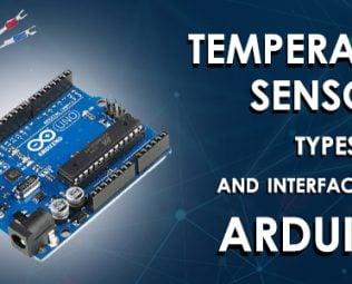 Banner - Temperature Sensor Interfacing With Arduino
