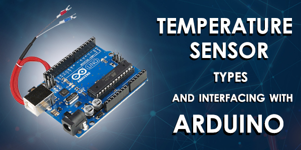 Banner - Temperature Sensor Interfacing With Arduino