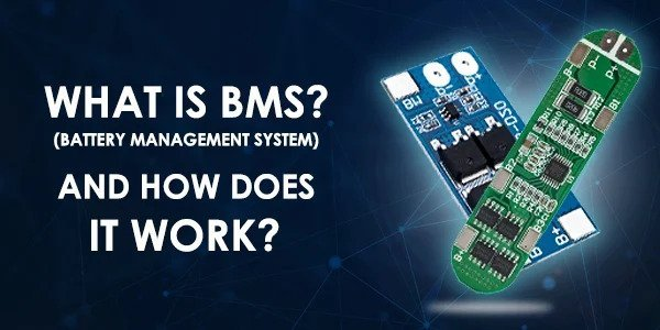 Banner - What is Battery Management System (BMS) - Building Blocks, Working - RObu.in