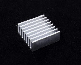Heat Sink (25 x 25 x 10 mm)