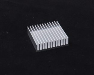 Heat sink for Chip IC (40 x 40 x 11 mm)