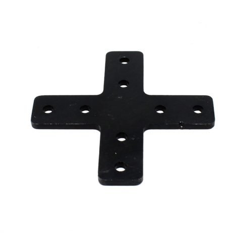 EasyMech Cross/Plus Shape Corner Bracket Plate for 2020 Series Aluminium Profile