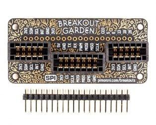 PIMORONI Breakout Garden Mini (I2C + SPI)